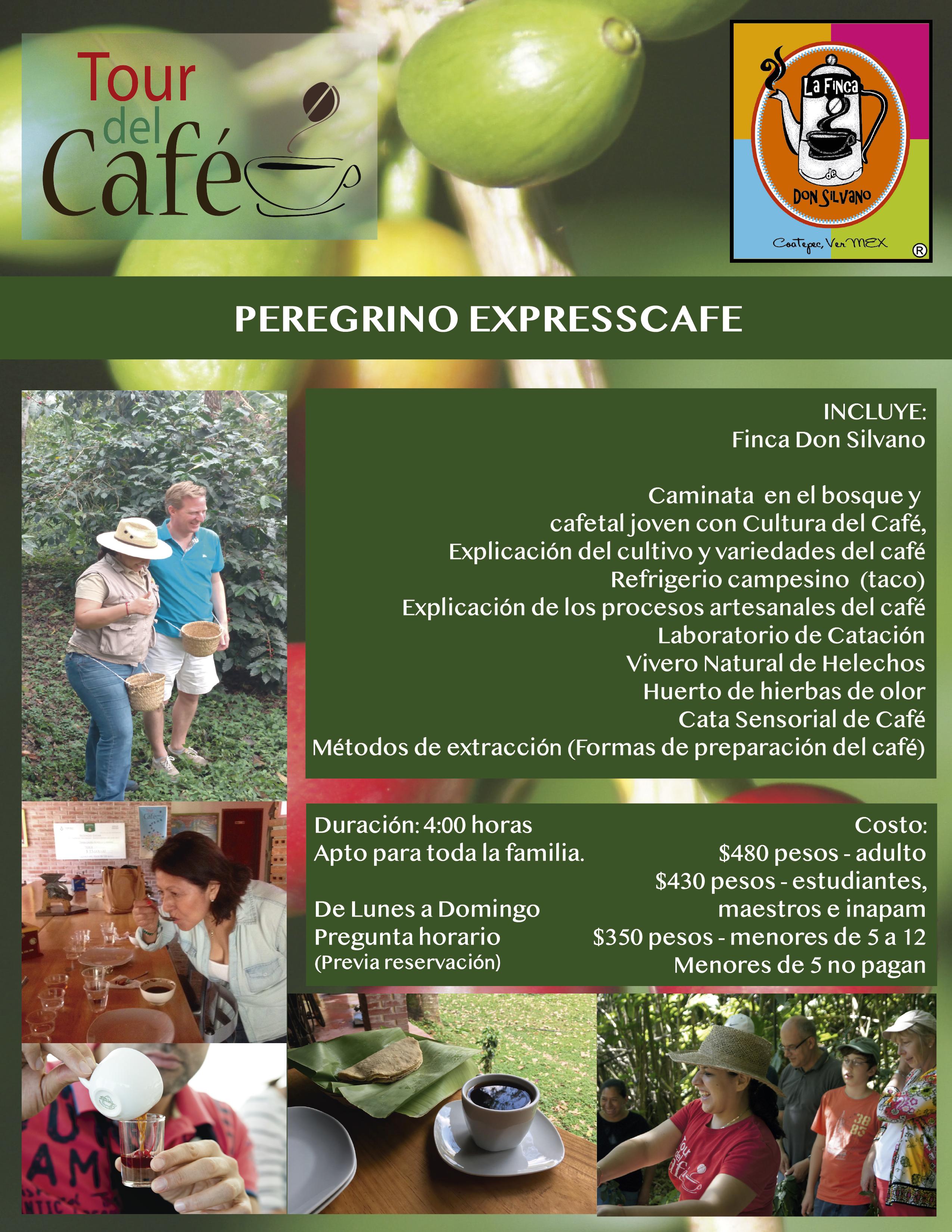#PEREGRINOEXPRESSCAFE #TOURDELCAFE #COATEPEC